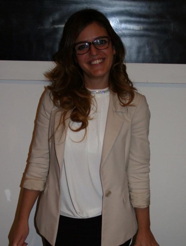 Maria Elena Recchiuto, architetto