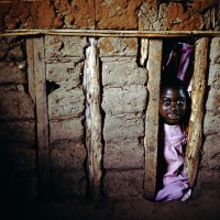 Social Projects@HIV Slums in Uganda, bombed during World Cup Finals.