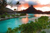 Amazing View of Bora Bora Photo by firefly242