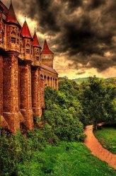 Hunyad Castle, Transylvania, Romania Photo by Dan Hiris