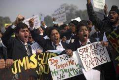 India Gang Rape protest (20)