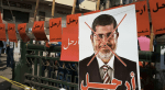 Egypt's President Morsi has released a statement on Facebook