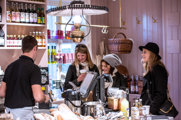 Karlsborg Spiseforretning Oslo