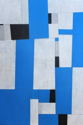 Post Dogmatist Painting #710   72x48 inches   2014