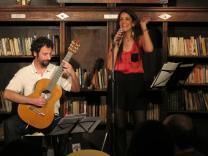 Cantando con el capo de Mariano Heler