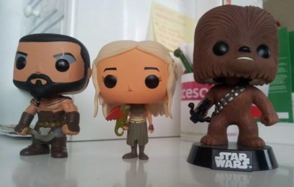 Drogo Khaleesi Chewbacca