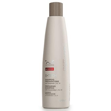 Preparing Shampoo