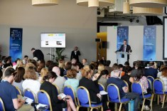 Občinstvo Evropskega filmskega foruma na canskem filmskem festivalu