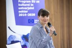 Ines Kežman, Motovila/CED Slovenija; Foto: Katja Goljat