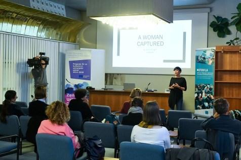 Motovilin strokovni seminar, Sabina Briški Karlić; Foto: Iztok Dimc