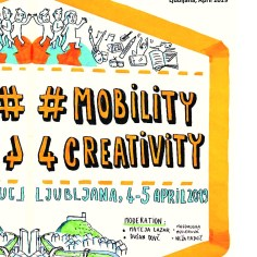 #Mobility4Creativity. Conference Report.