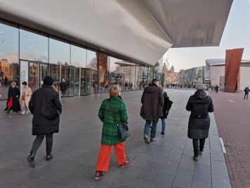 Motovila: študisjki obisk na Nizozemskem, januar 2020.