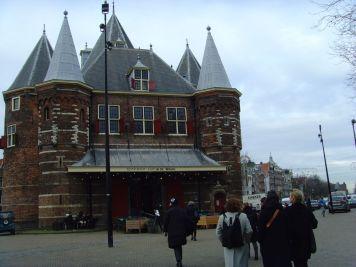 Motovila v Waag: študisjki obisk na Nizozemskem, januar 2020.