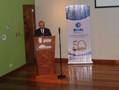 CEDAL discurso 50 años