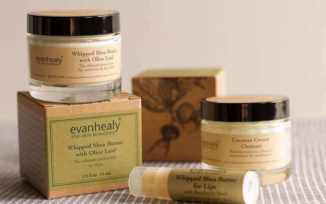My Favorite Skin Care Line: evanhealy