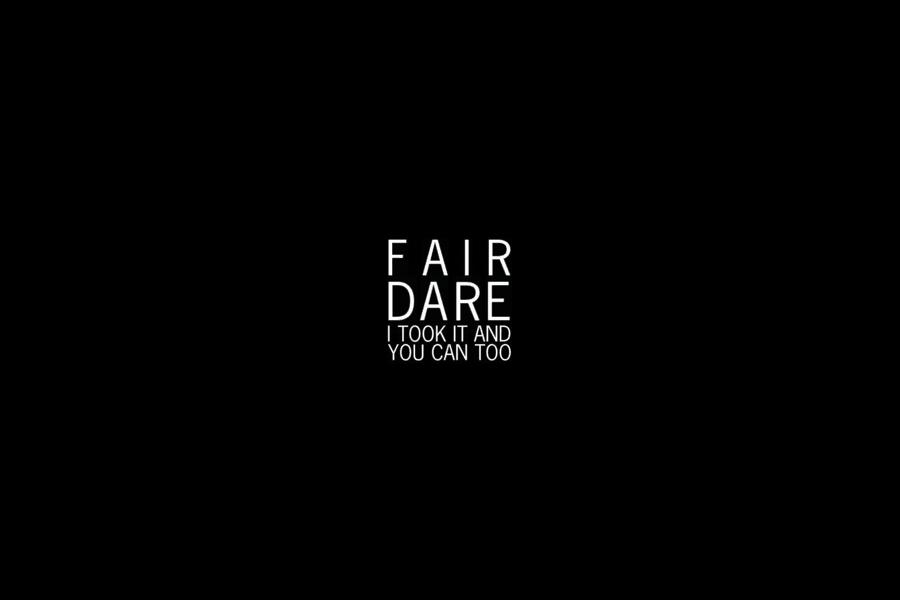 Taking the Fairdare