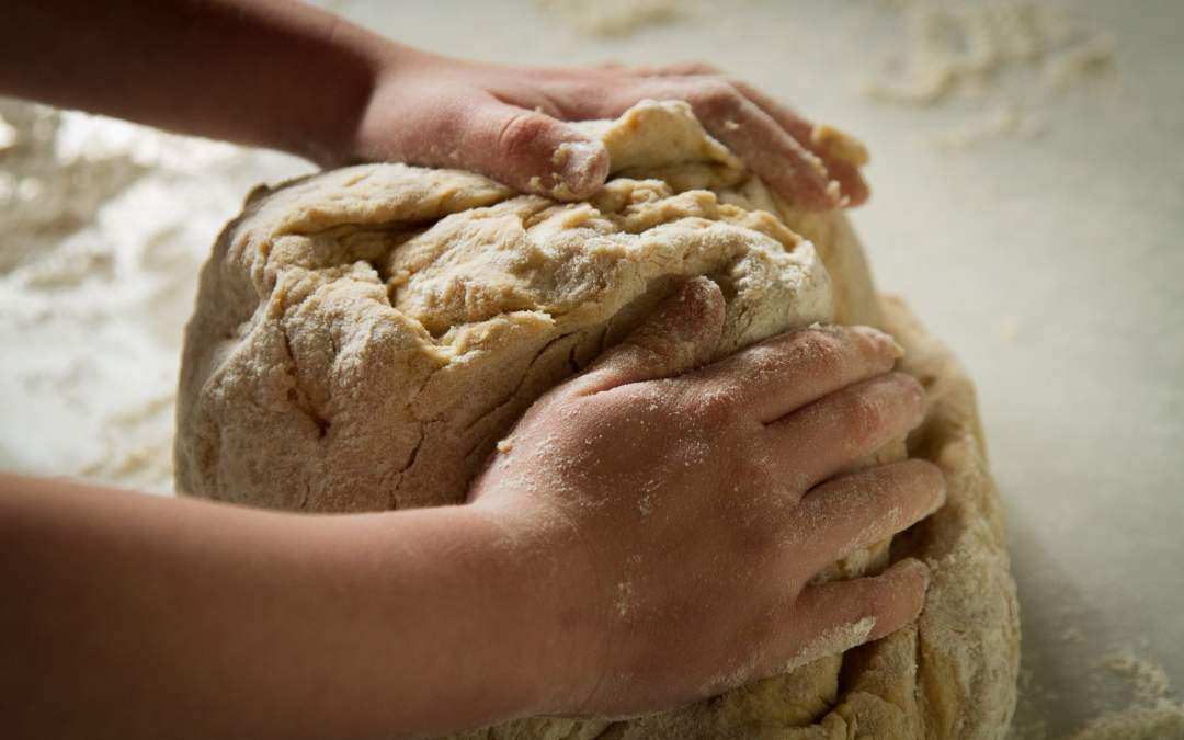 Baking Bread for a Delicious New Year