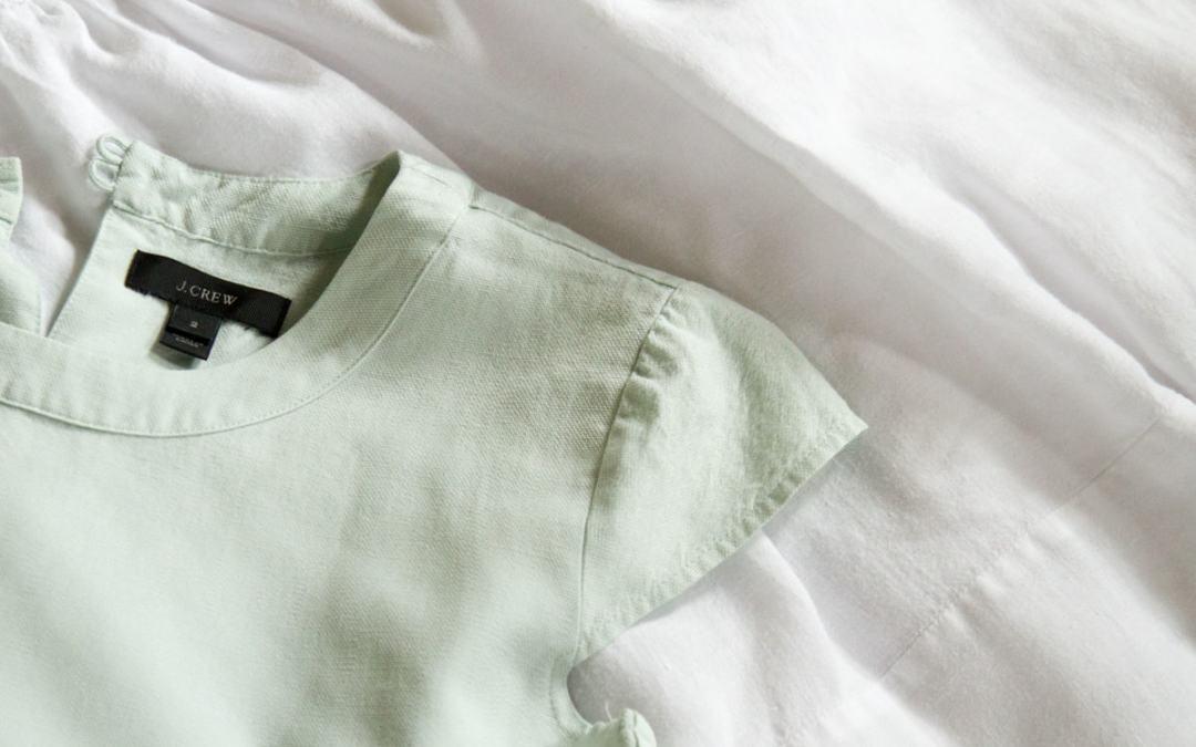 Ten-Item Wardrobe Spring/Summer 2017