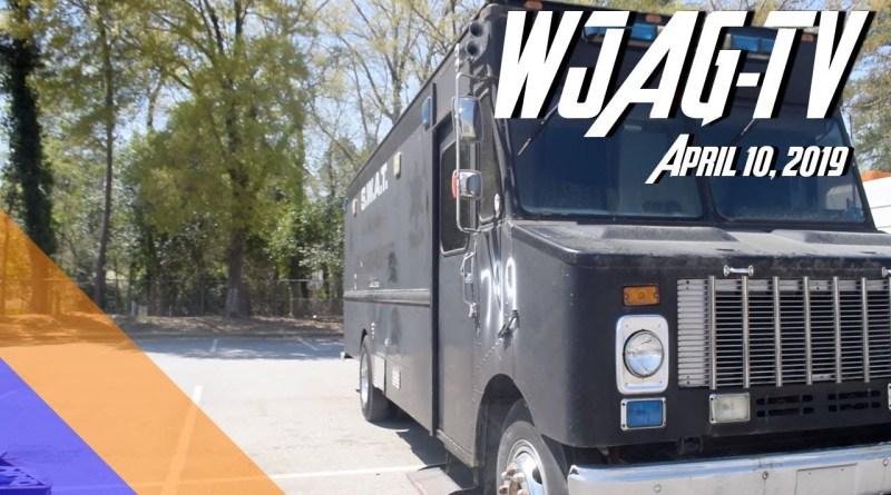 WJAG-TV Weekly News – April 10, 2019