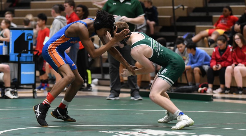Wrestling – Cedar vs Athens Academy – January 14, 2020