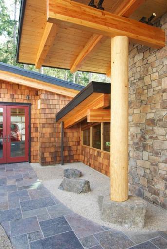 #1 R&R Western Red Cedar Sidewall Shingles