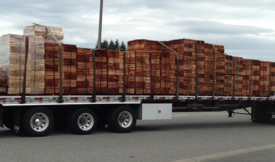 Western Red Cedar Shingles subject to new duties and tariffs