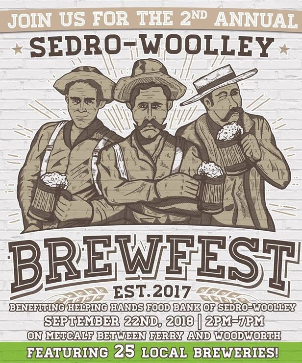 Sedro Woolley WA Brewfest September 22, 2018