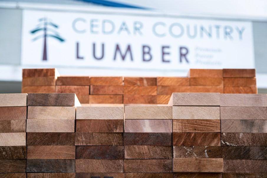 Cedar Country Lumber