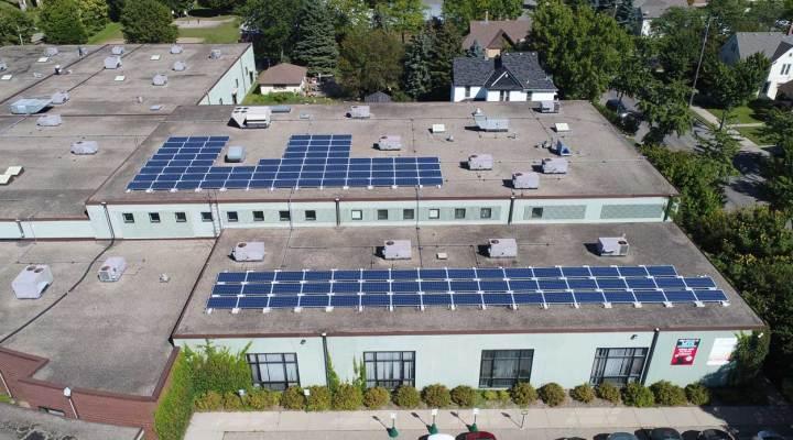 Solar Panels for Minnesota Schools