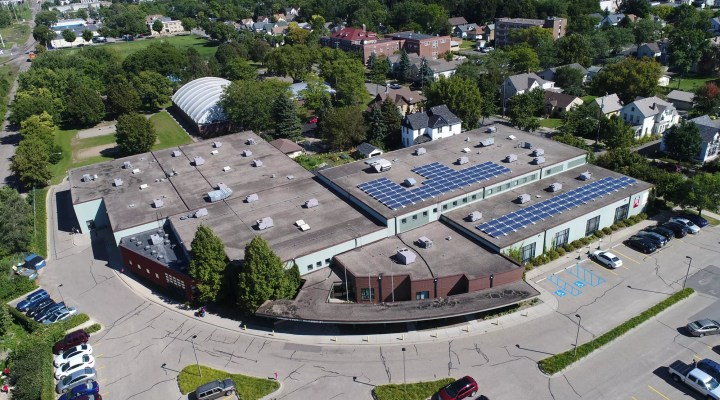 Net Metering Helps Commercial Buildings Lower Energy Costs