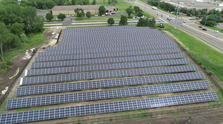 Aveda Commercial Solar Project   Cedar Creek Energy Case Study