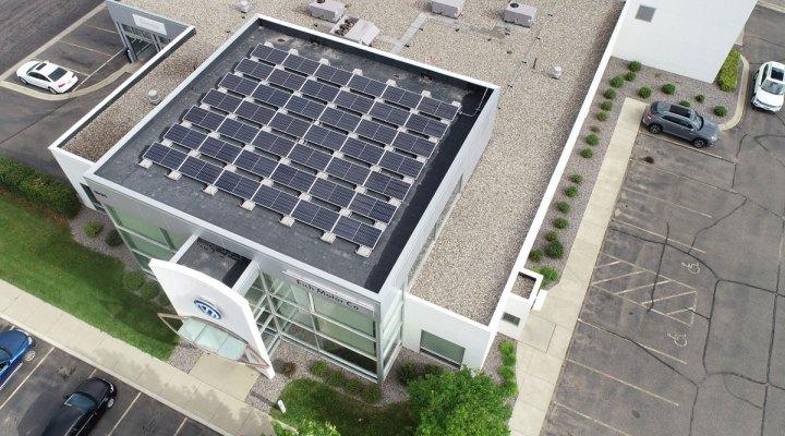 Eich Mazda & VW Solar Case Study - Cedar Creek Energy