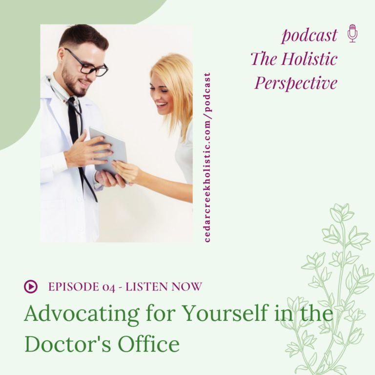Advocating for Yourself in the Doctor's Office