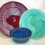 Jason Silverman's Plates & Soup Bowl