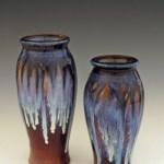 Medium Classic Carved Vase