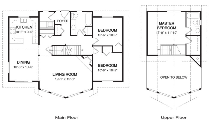 Post And Beam House Plans Craftsman Family Custom Homes