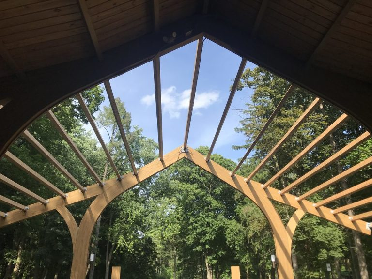 Custom Wood Shelters Cedar Forest Products
