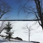 winter in Restoule