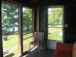 Fisherman's Friend cottage porch