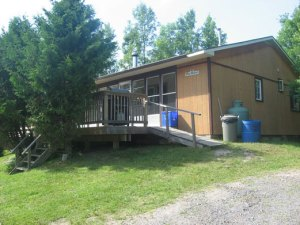 Prize Pickerel Cottage at Cedar Grove Camp