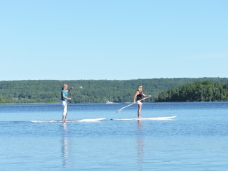Stand up paddle board, women's weekend