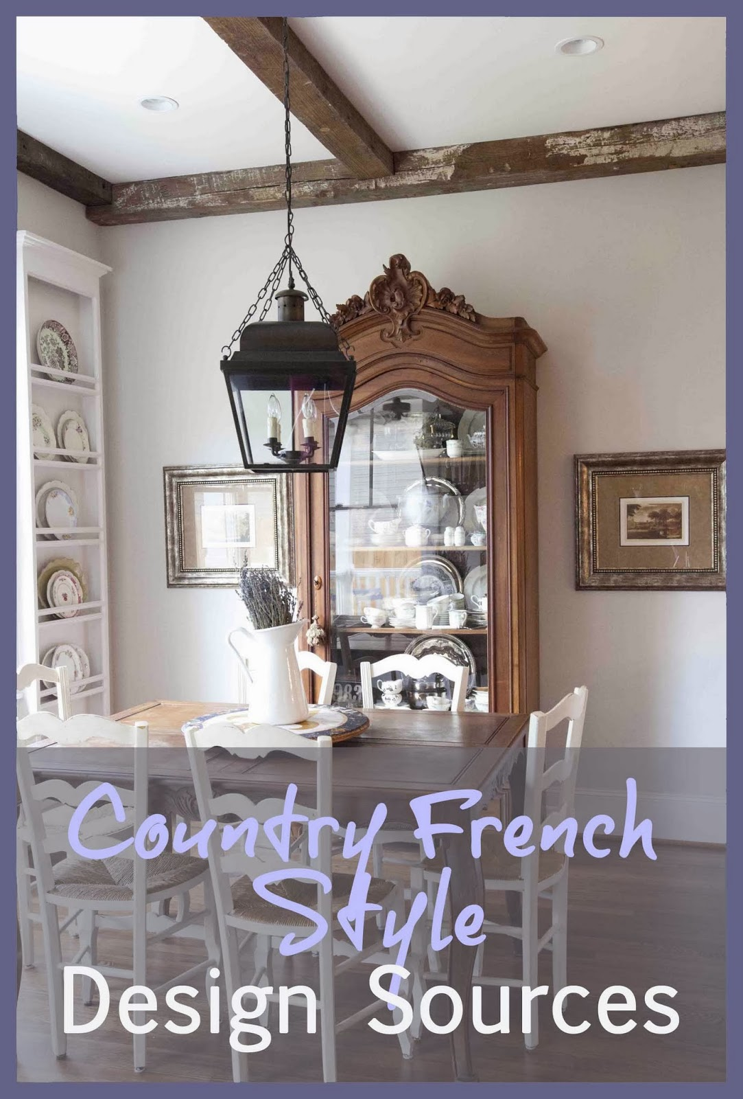 French Farmhouse Lighting Lighting Ideas