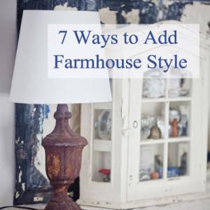 farmhouse-style