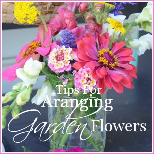 10 tips for arranging garden flowers a budget friendly idea tips for arranging garden flowers button for budget friendly ideas stonegableblog workwithnaturefo