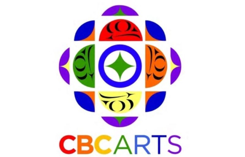 CBC Arts Logo by Margaret August