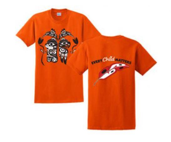 Orange Shirt Day T Shirts