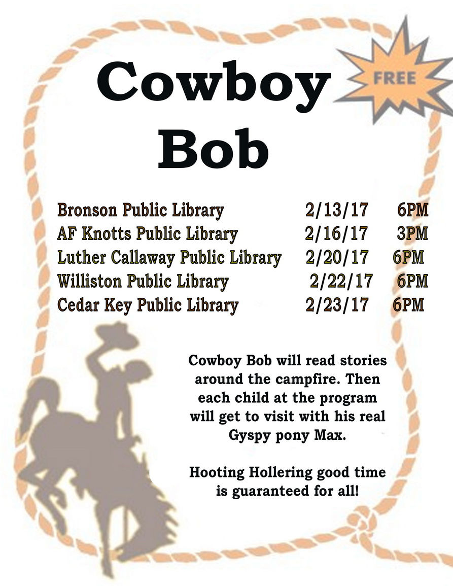 FEB 12 LC LIBRARIES cowboybob