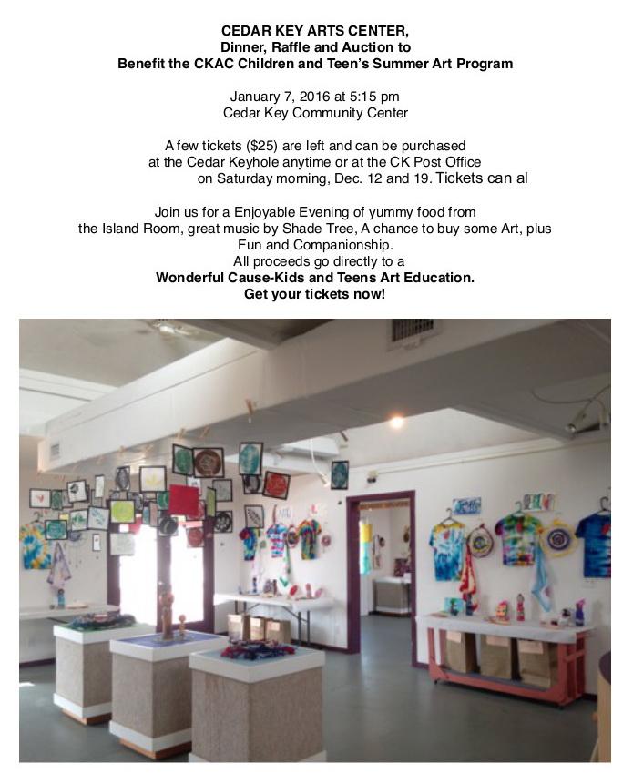 Kids art benefit Publicity 2016 1