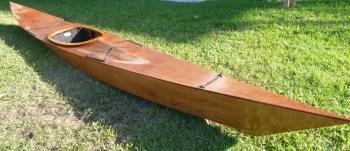 NOV 4 Handmade Kayak