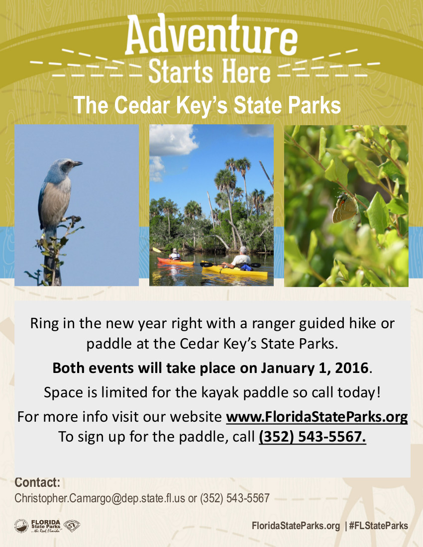 DEC 21 FL STATE PKS first day hikes ad 2016 1